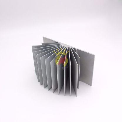 图片 光伏铝合金散热片型材