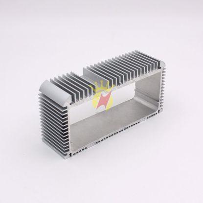 图片 电机壳散热器铝型材
