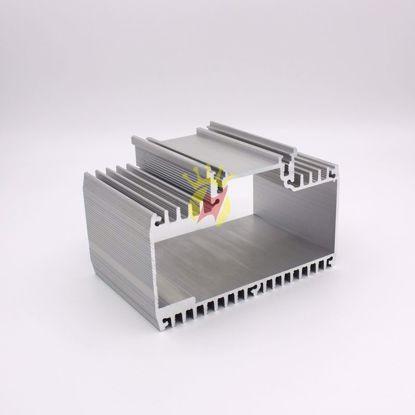 图片 电机壳铝合金散热器型材