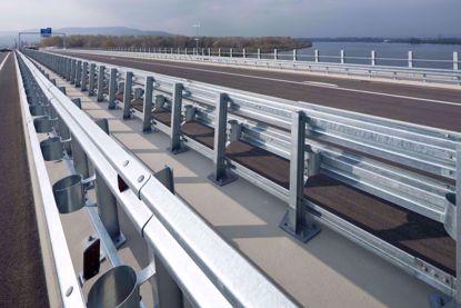 图片 GT W2-3.15mm 镀锌二波波纹板高速公路护栏板