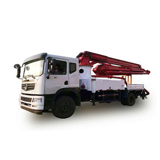图片 33米混泥土泵车