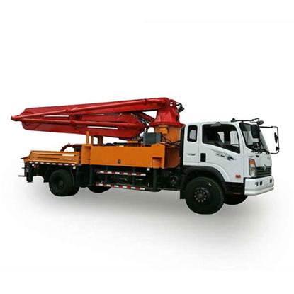 图片 28米混泥土泵车