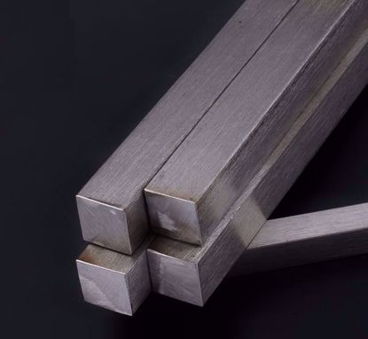 图片 304L不锈钢方钢